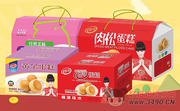 汪师傅食品松软可口,营养美味,将引领新潮流!