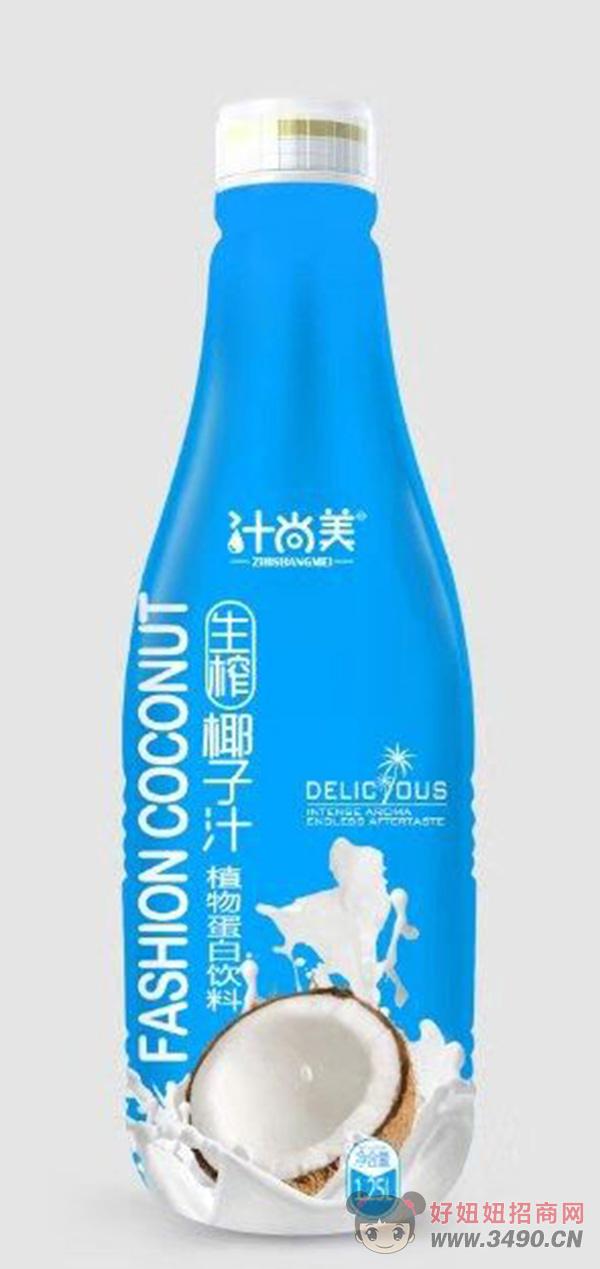 汁尚美椰子汁