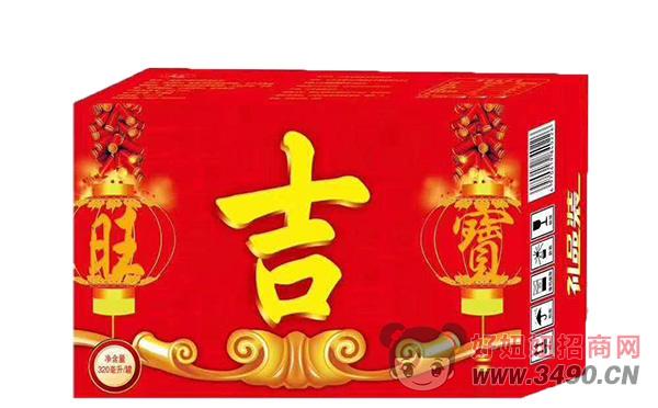 吉旺宝凉茶植物饮料