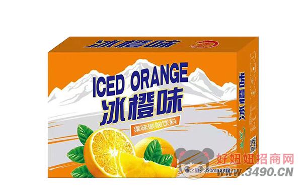 冰橙味碳酸碳酸�料