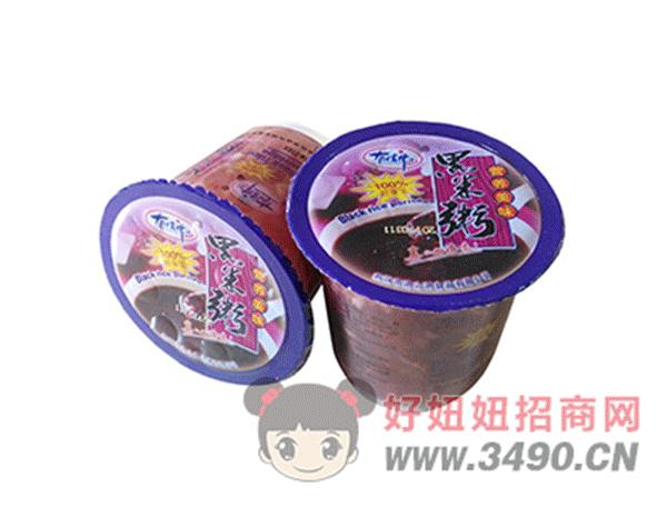 洛之洲营养美味黑米粥