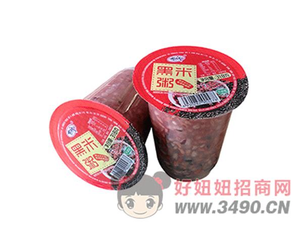 洛之洲黑米粥