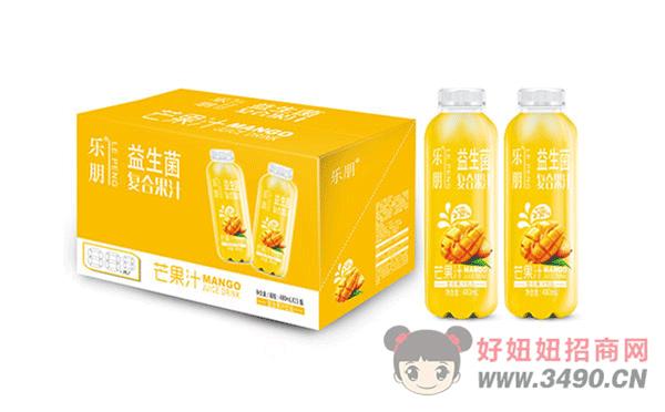 益生菌复合果汁
