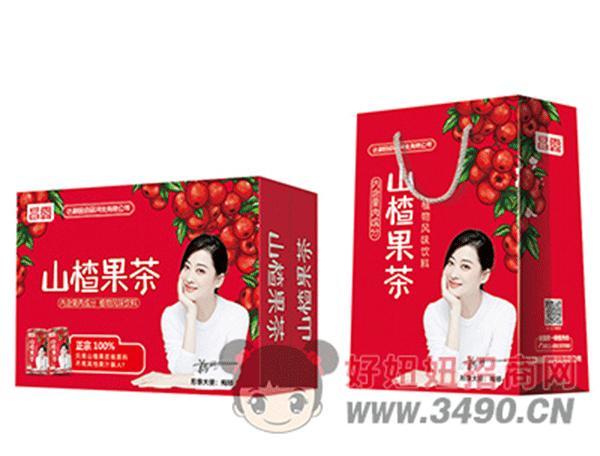昌露山楂果茶