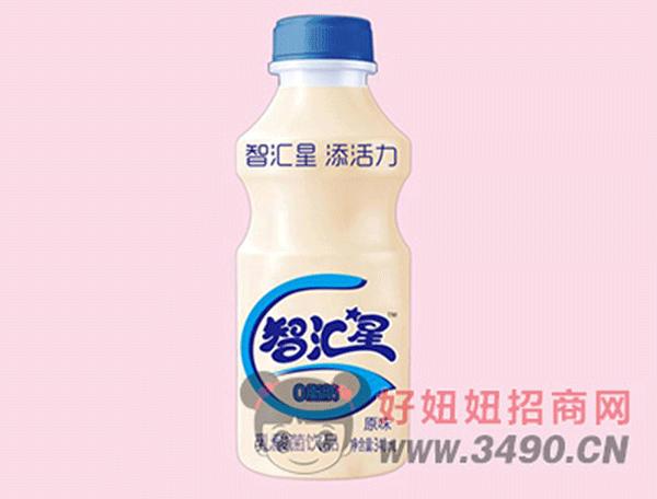 智汇星原味乳酸菌饮品