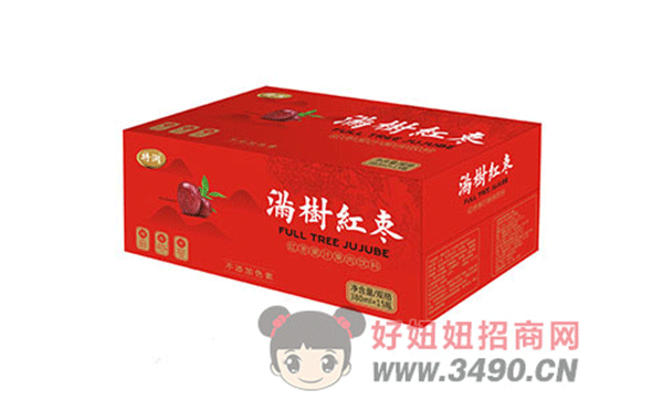 特润红枣汁