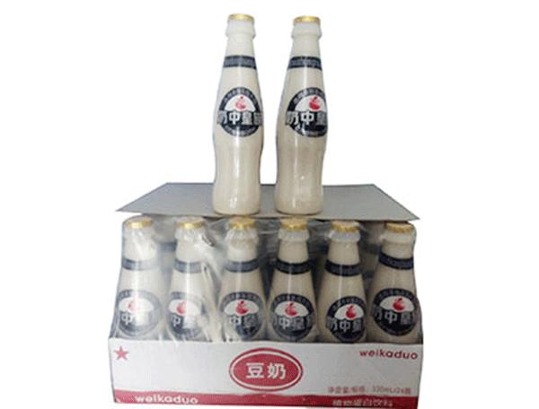 奶中皇族豆奶植物蛋白饮料