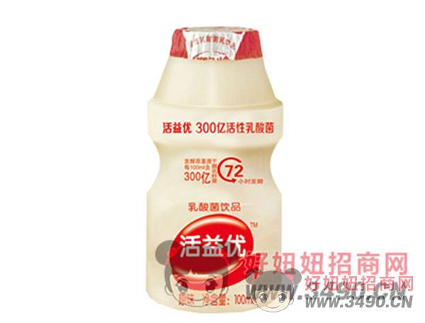 冠隆活益优原味乳酸菌