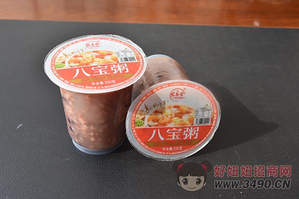 江中黑米粥