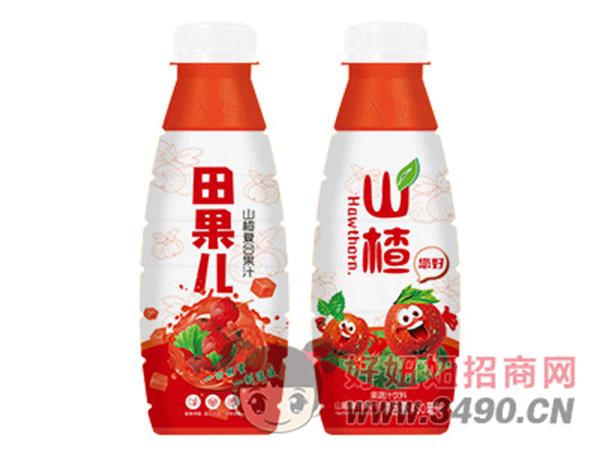 入巷田果儿山楂复合果汁