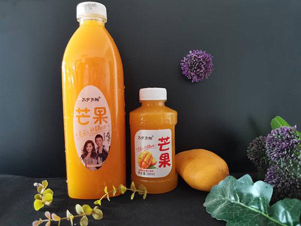 三分天地果汁饮料