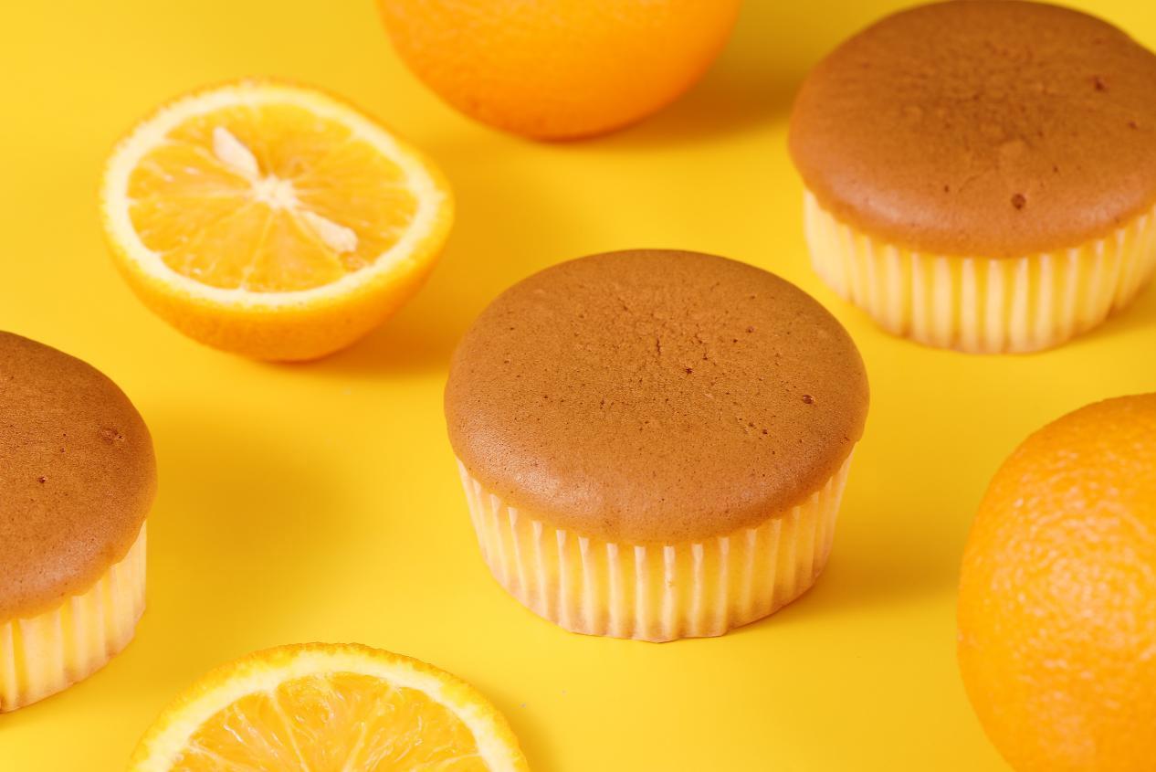 小白每日C橙汁