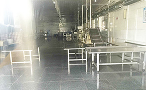 湖南洞庭仙草食品有限公司厂区