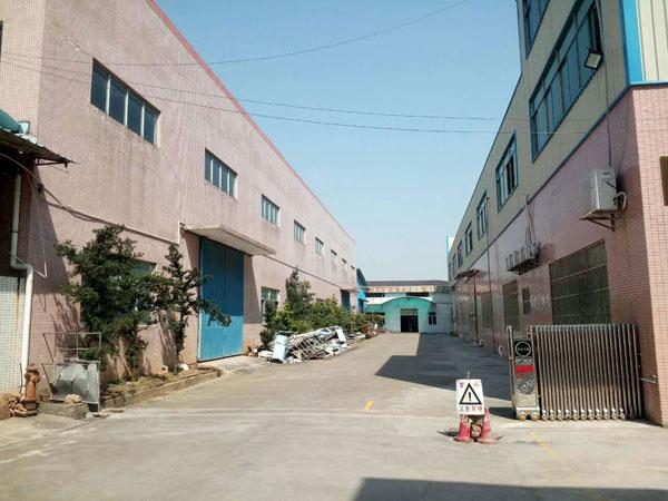 中山市富兴源食品有限公司企业厂区展示图