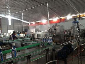 广州市花都区花果食品饮料厂-生产线展示图