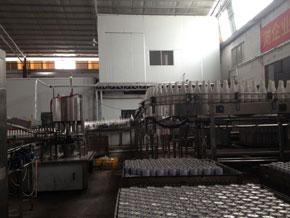 广州市花都区花果食品饮料厂-生产展示图