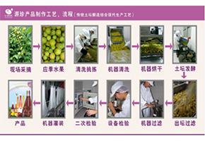 梅子醋的生产流程