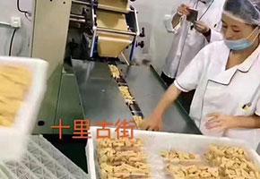 十里古街麻花果背:吃货团队专属