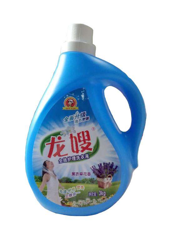 龙嫂3公斤薰衣草洗衣液