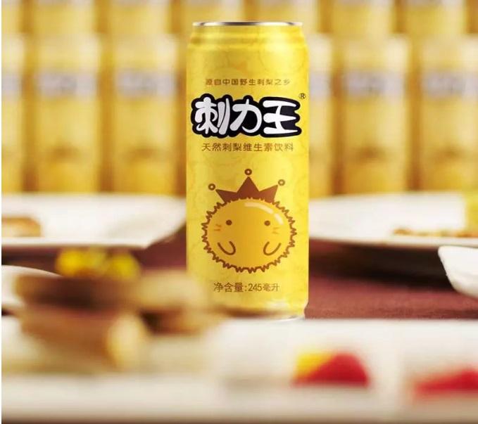 刺力王 刺梨果汁�料12罐整箱 �r榨刺梨水果汁天然�S生素�料 �F州特�a食品夏季冷�