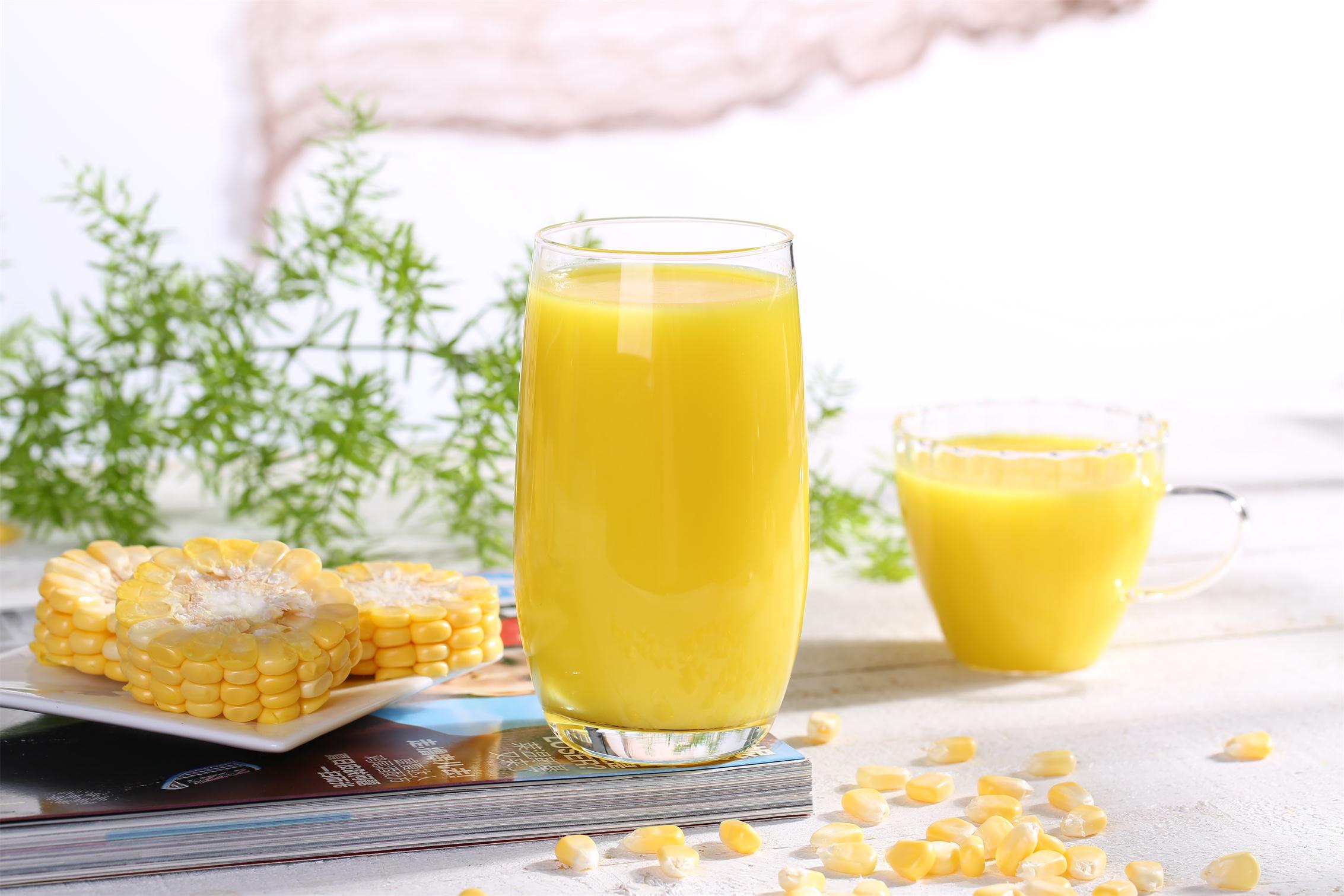 品世粗粮玉米汁,营养健康好产品!
