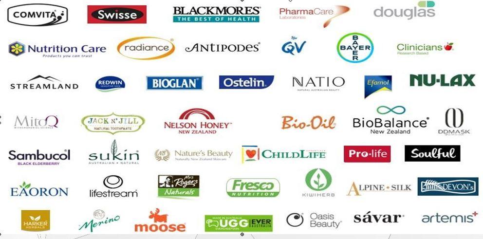 澳大利亚、新西兰进口商品诚征国内各区域经销商
