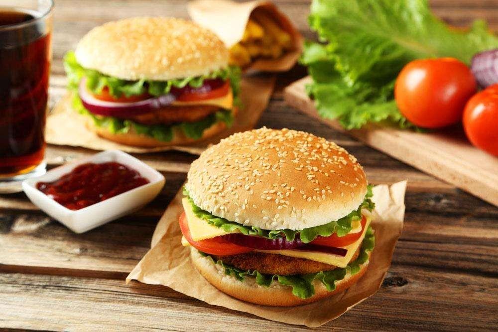 味加味汉堡,小本创业投资新选择