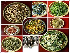 西藏拉萨金本上工贸有限责任公司原料