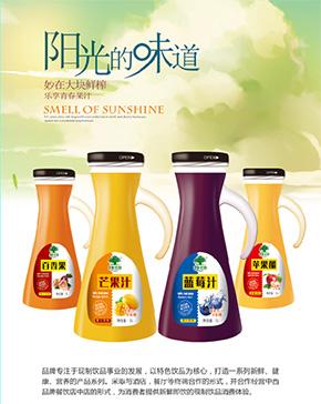 轩轩果汁系列