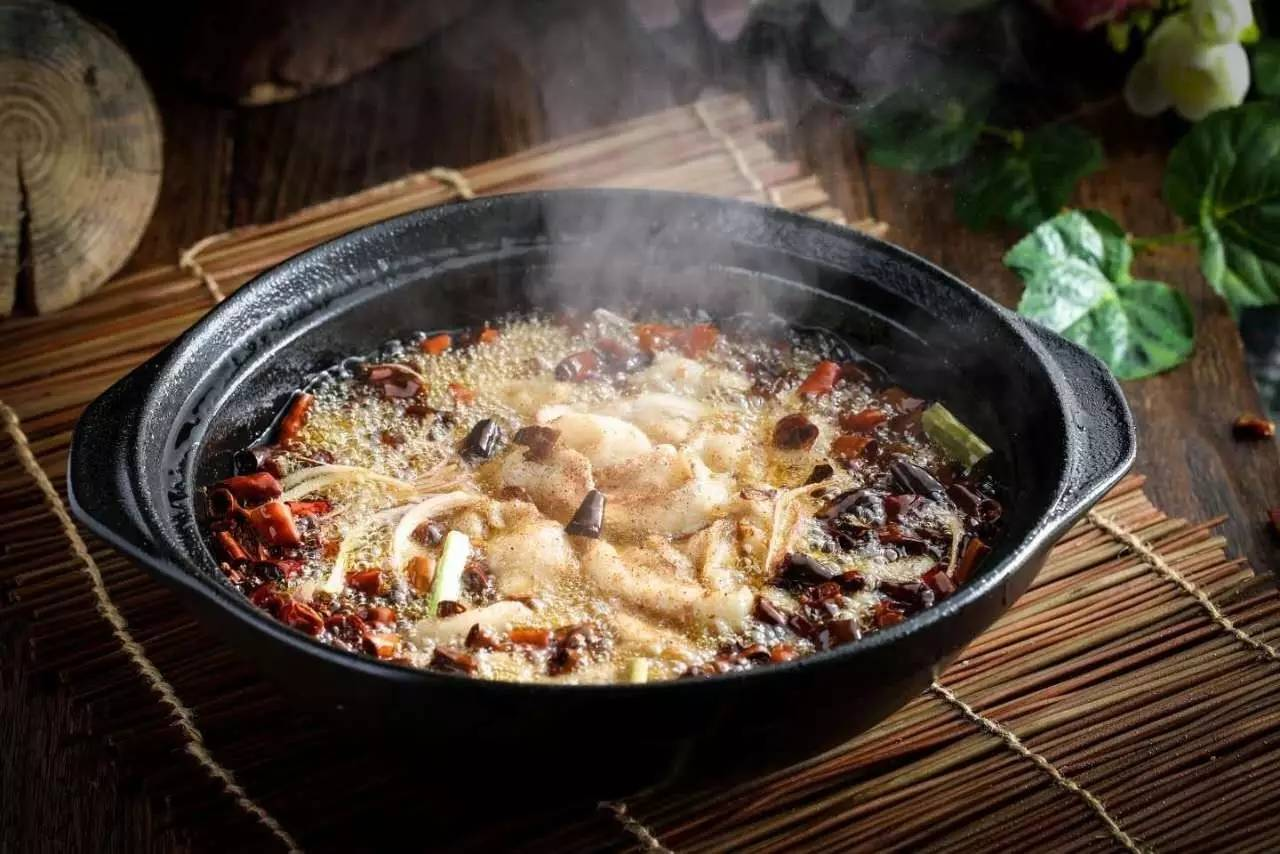 江鱼儿酸菜鱼非常的火热?中餐中的佼佼者?