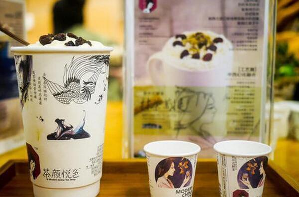 茶���色奶茶加盟品牌分析:奶茶店�x址��缺�c