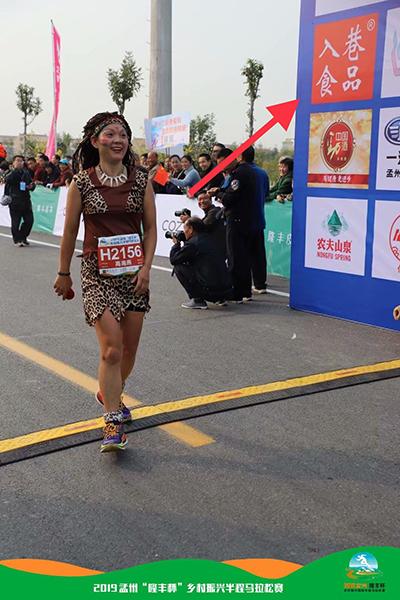 马拉松参赛选手