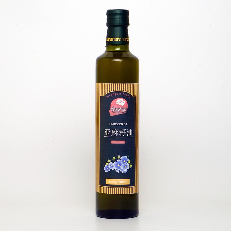 亚麻籽油, 米面粮油招商