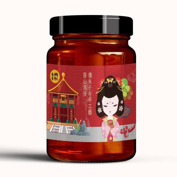 传承千年手工艺,唐�浊�州酱辣子招商
