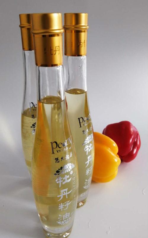 牡丹籽油供应  大连悠久牡丹直供  养生 保健