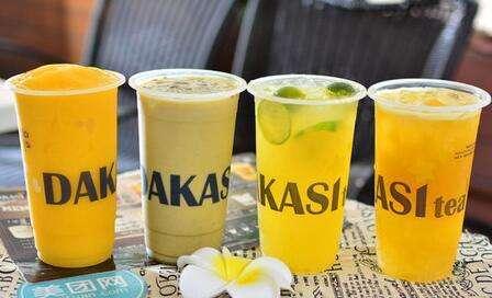 大卡司奶茶加盟,奶茶店加盟连锁品牌