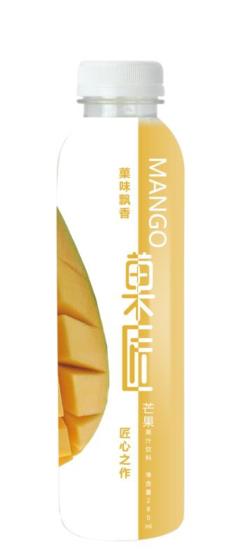 招商芒果果汁饮料500ml15瓶