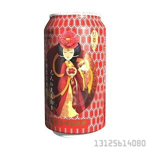 妃子笑荔枝汽水易拉罐