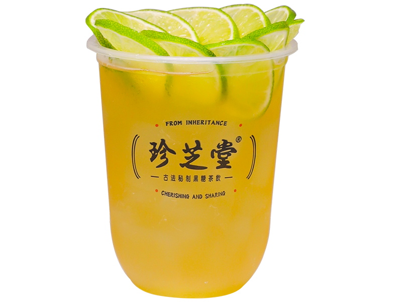 网红珍芝堂黑糖珍珠奶茶――创业的好选择
