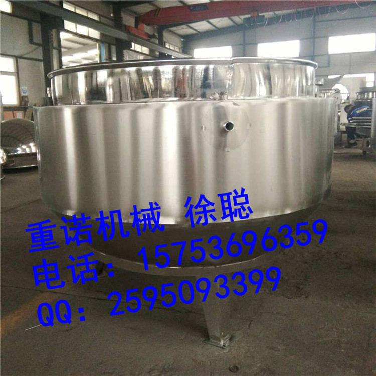 汤汁浓缩夹层锅,果酱浓缩夹层锅,中草药浓缩夹层锅