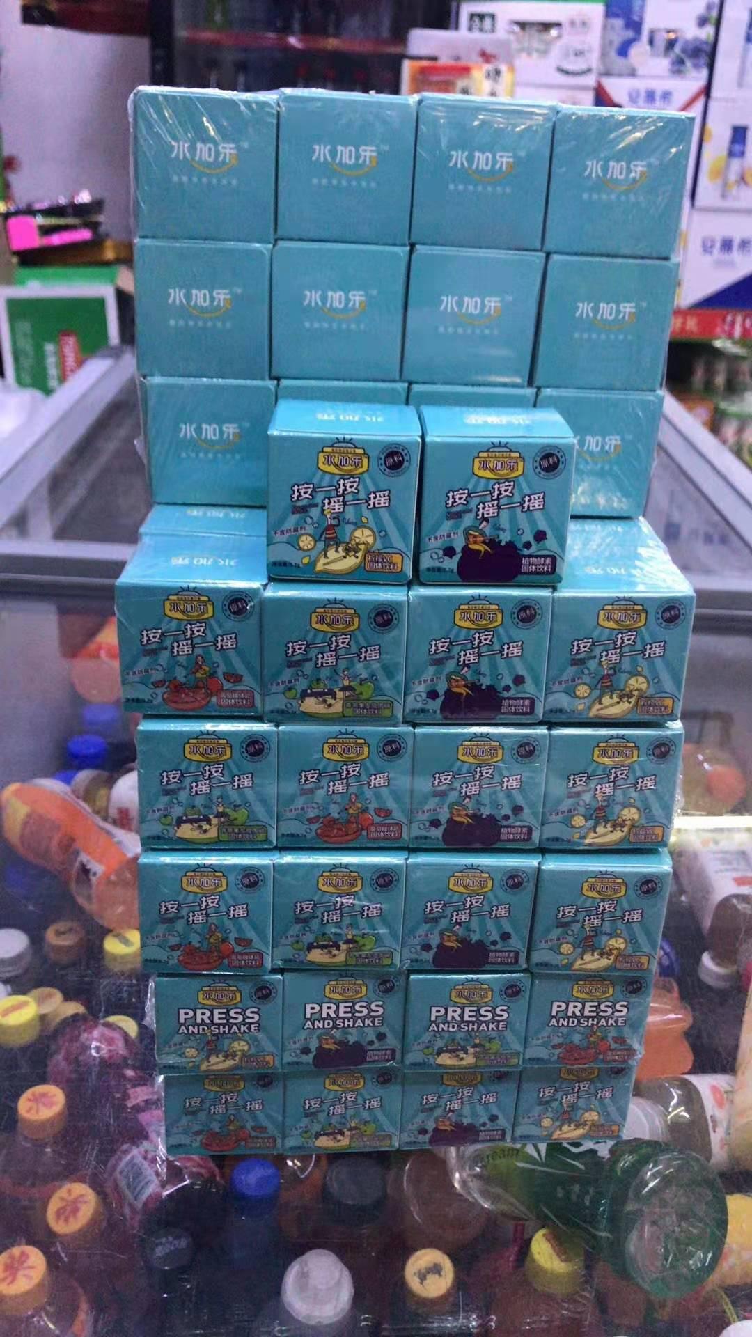 网红瓶盖、魔术瓶盖、水加乐(哈尔滨独家代理)