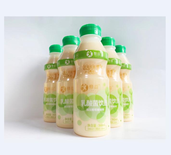 正明修益乳酸菌饮品丨360ml再来一瓶