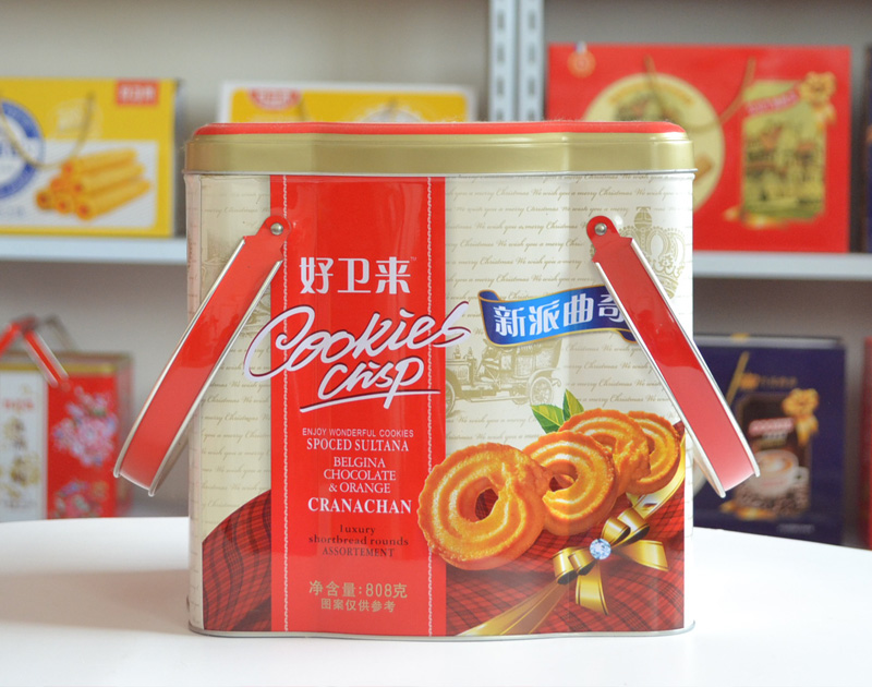 年货礼盒饼干_礼盒饼干团购_江苏饼干礼盒