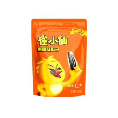 雀小仙焦糖味瓜子230g