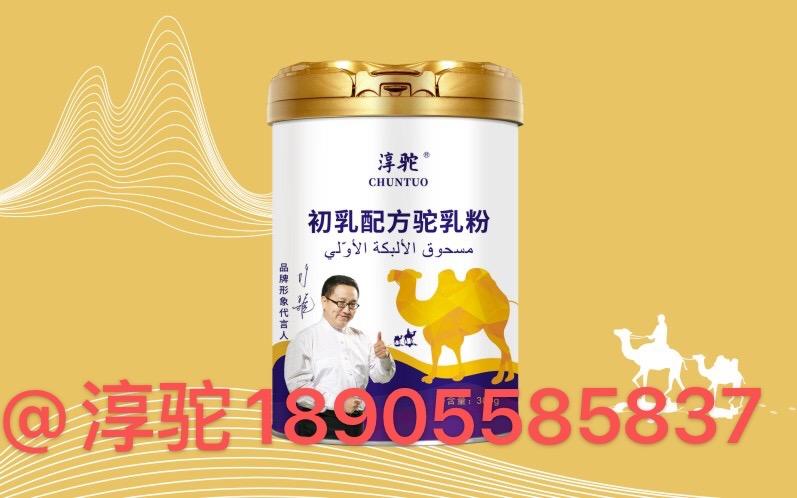 全国供应新疆淳驼初乳配方驼奶粉非固体饮料