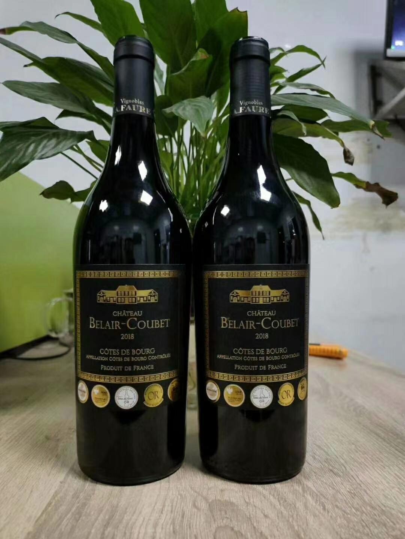 法国红酒康贝红葡萄酒送礼招待用酒