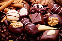 睡前吃巧克力好吗