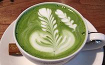 绿茶咖啡是什么味道