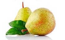 吃梨好处多,营养美味更健康!