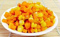 玉米和红萝卜一起煲汤好喝吗?